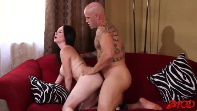 above dirty brunette babe gives blowjob and fucked anal consider, that you
